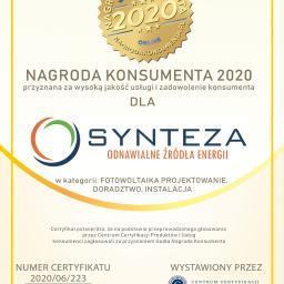 Synteza OZE - Fotowoltaika Bydgoszcz