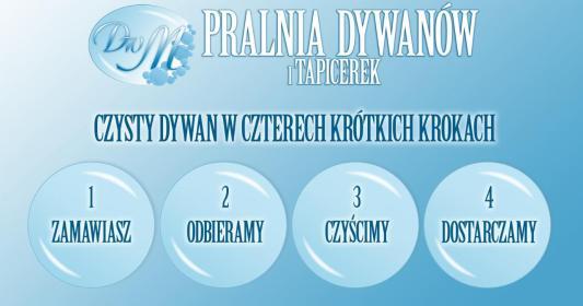DWM Pralnia Dywanów i Tapicerek - Pranie Tapicerki Meblowej Królowa polska