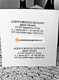 Agen Ubezpieczeniowy Jakub Chludek - Ubezpieczenie samochodu Kędzierzyn-Koźle