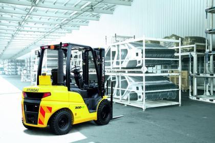 Toolmex Truck Sp. z o.o. - Wózki widłowe spalinowe nowe Piła
