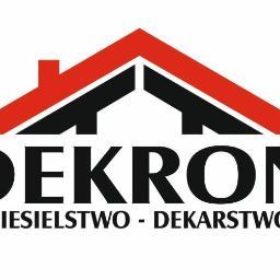 DEKRON Sebastian Staszkiewicz - Budowa Altany Lidzbark Warmiński