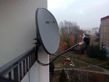 Danjer - Montaż anten Poznań