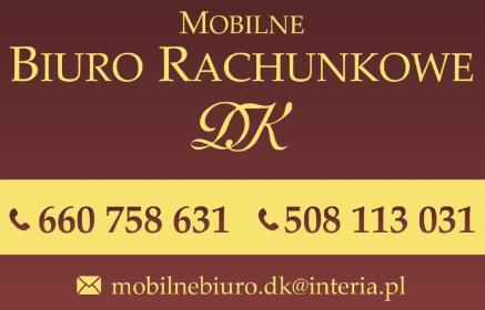 Mobilne Biuro Rachunkowe DK - Kadry Radom