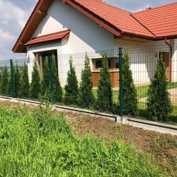 Vie Verte - Ogrodzenia panelowe Warszawa
