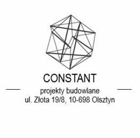 CONSTANT Projekty Budowlane Elżbieta Dol - Projekty domów Olsztyn