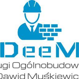 DeeM Usługi Ogólnobudowlane Dawid Muśkiewicz - Izolacja fundamentów Choceń