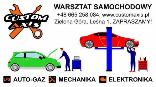 NCA Marek Posała - Auto gaz Łężyca