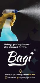 Firma Sprzątająca Bagi - Sprzątanie Biur w Nocy Andrychów