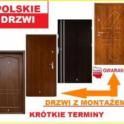 ELBUD - Drzwi Drewniane Adamów