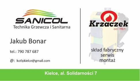 Sanicol - Klimatyzacja Kielce
