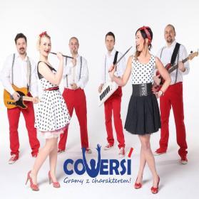 Coversi - Zespół muzyczny Katowice