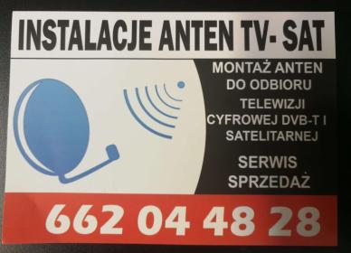 SZCZYPTA - Montaż anten Poznań