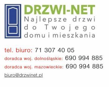 Drzwi-Net Marcin Majewski - Parapety Kryniczno