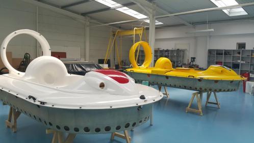Hovercrafts Research Center Sp. z o.o. - Rzemiosło Kępno