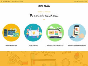 D&W Media - Agencja interaktywna Tczew