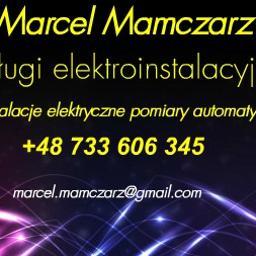 Marcel Mamczarz - Serwis Alarmów Gorzów Wielkopolski