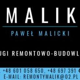 Malik - Malarz Pieńsk