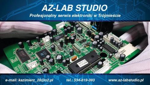 AZ-LAB STUDIO - Serwis RTV, AGD Gdynia