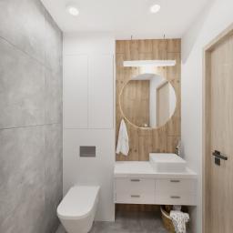 Łazienka XS w mieszkaniu
