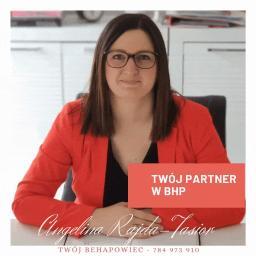 PROFIL BHP Angelina Rajda-Tasior - Szkolenia BHP Andrychów