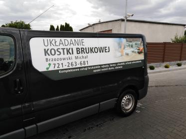 Kompleksowe Usługi Brukarskie - Brukowanie Żuki
