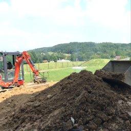Budownictwo ziemne Sopicki - Montaż Ogrodzeń Panelowych Ponikiew