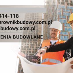 Dariusz Warlikowski - Kierownik budowy Stary toruń