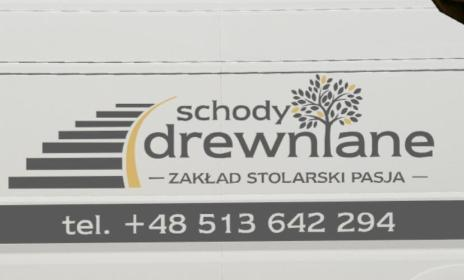 Zakład stolarski Pasja - Schody Osina