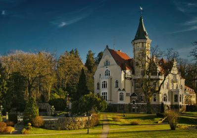 Hotel Bursztynowy Pałac Adrianna Angelard - Agencje Eventowe Włoki