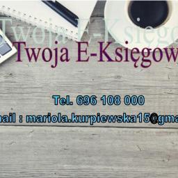 Twoja E-Księgowa - Usługi finansowe Ostrołęka