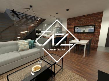 Archizone Studio Projektowe - Projekty Domów Jednorodzinnych Dąbrowa Górnicza
