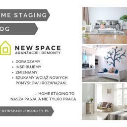 New Space Aranżacje i Remonty - projekty home stagingowe - Szpachlarze Bolesławiec