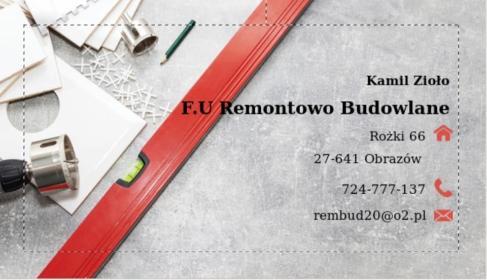 Usługi REM-BUD - Układanie paneli i parkietów Rożki