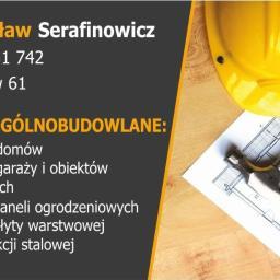 Przemysław Serafinowicz - Architekt Międzyrzec Podlaski
