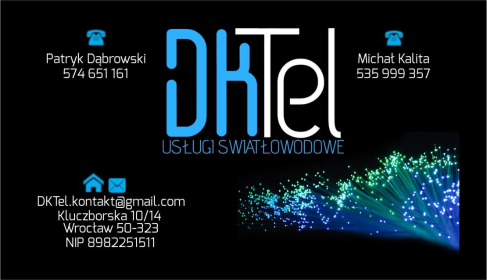 DKTEL - Instalatorstwo telekomunikacyjne Wrocław