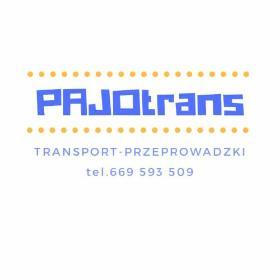 PAJOtrans Transport - Przeprowadzki - Firma transportowa Toruń