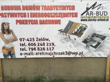 AR-BUD Uslugi ogolnobudowlane - Budowanie Domów Zelów