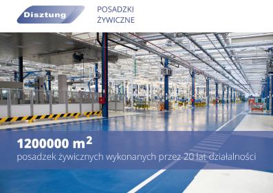 Firma Usługowa Disztung - Podłogi Żywiczne Sędziszów Małopolski