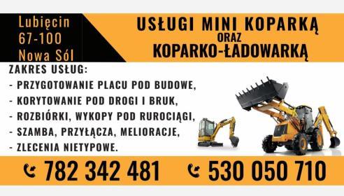 P.H.U Gres - Fundamenty Lubięcin