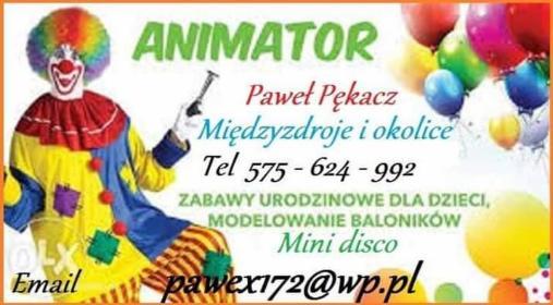 Pawex - Animatorzy dla dzieci Barlinek