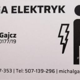 MI-GA ELEKTRYK - Instalacje Elektryczne Gdańsk