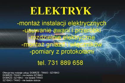 Elektromar - Kamery do Monitoringu Piechcin