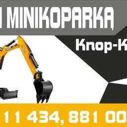 Knop-kop - Wykonanie Fundamentów Puławy