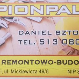 PIONPAL Daniel Sztobryn - Wzmacnianie Fundamentów Pionki