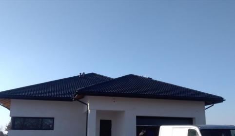 DTŁ BUD - Montaż Pokrycia Dachowego Skierniewice