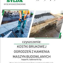 SYLDA Mycie wysokociśnieniowe - Malarz Wodzisław Śląski