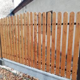 OGDAM - Ogrodzenia z Drewna Niegowa