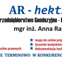 AR-hektAR - Geodeta Dobrzyniewo Kościelne