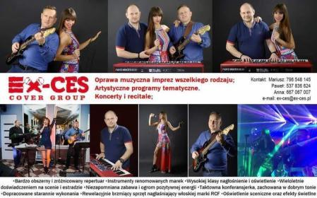 EX-CES COVER GROUP - Zespół muzyczny Dzierżoniów