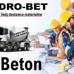 DRO-BET SP. Z O.O. - Beton Chojnice